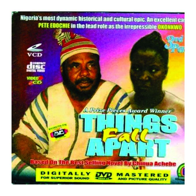 Things Fall Apart - 10 VCDs