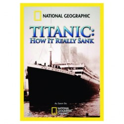titanic how it sank