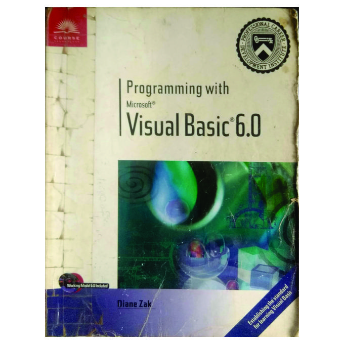 Programming With Microsoft Visual Basic 6